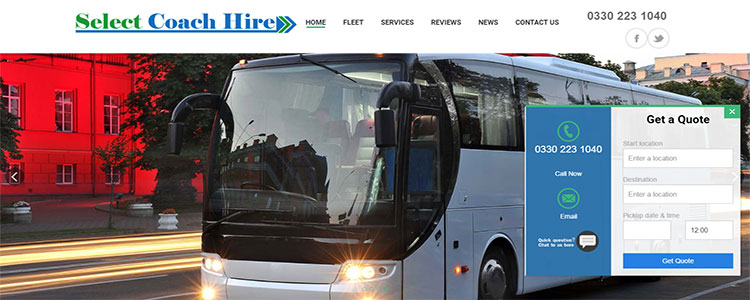 Select Coach Hire
