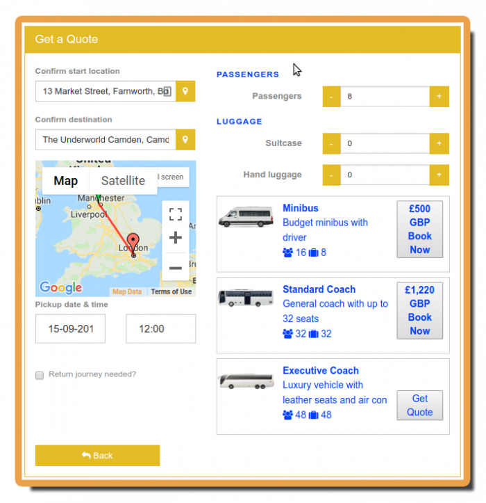 Transporters io - Transport Management & Booking Software